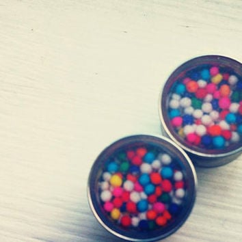 "1/2"" 12mm Double Flared Steel Sprinkle Plug"