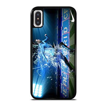 CRISTIANO RONALDO DOS SANTOS REAL MADRID iPhone X / XS case
