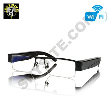 WiFi Reading Eyeglasses Camera & DVR