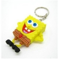 16 GB spongebob shape Style USB Flash Drive keychain