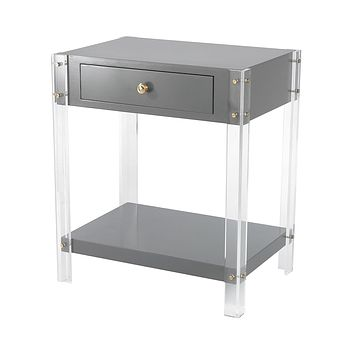Gothenburg 1 Drawer Accent Table
