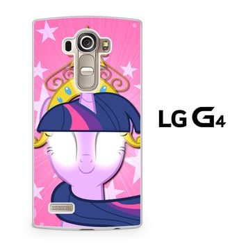 Cartoon My Little Pony Pink LG G4 Case