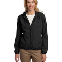Hooded Essential Jacket | Port Authority Womens Hooded Essential Jacket