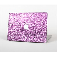 The Purple Glimmer Skin Set for the Apple MacBook Air 13""