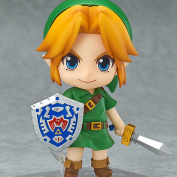 Link: Majora's Mask 3D Ver. Nendoroid The Legend of Zelda: Majora's Mask 3D