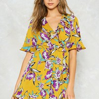 You & Me Floral Dress