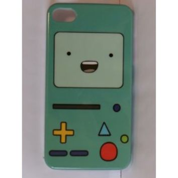 BMO / Beemo - Adventure Time - Hard Cover Case for iPhone 4 4s