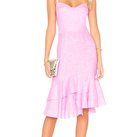 MILLY Kendal Dress in Pink | REVOLVE