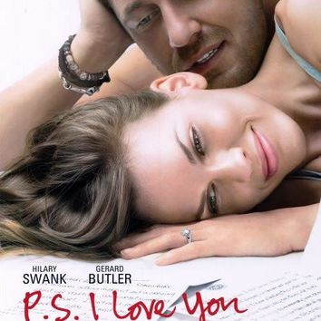 P.S., I Love You 27x40 Movie Poster (2007)