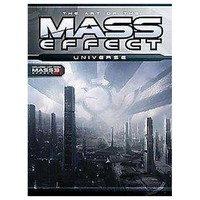 Art of the Mass Effect Universe (Hardcover) (Casey Hudson & Derek Watts & Chris Hepler)