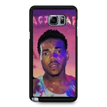 Acid Rap- Chance The Rapper Samsung Galaxy Note 5 Case