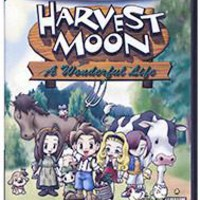 Harvest Moon: A Wonderful Life for the Gamecube (Disc Only!)
