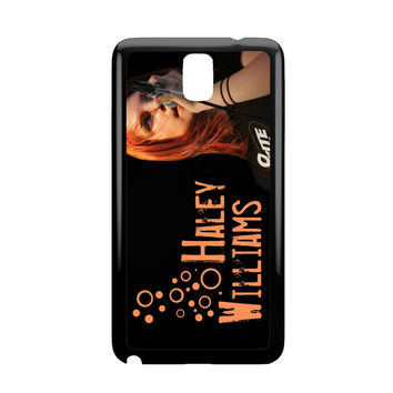 Hayley Williams Paramore Celebrity Samsung Galaxy Note 3 Case