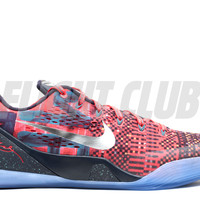 "kobe 9 em premium ""philippines"" - laser crimson/rflct slvr-obsdn - Nike Basketball - Nike 