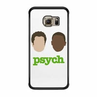 faces of psych case for samsung galaxy s6 s6 edge