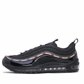 Nike x Undefeated: Air Max 97 [Black/Red/Green]