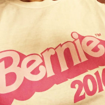 Bernie 2016 Barbie Tee