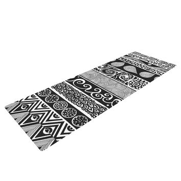"Pom Graphic Design ""Tribal Evolution"" Yoga Mat"