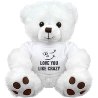 Love you like crazy: Creations Clothing Art