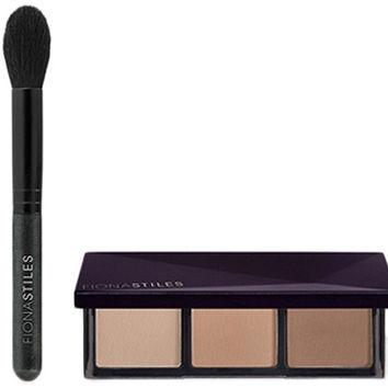 Fiona Stiles Sheer Sculpting Palette w/ Brush — QVC.com
