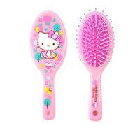 Sanrio Hello Kitty Hair Brush : Happy Wood