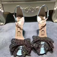 GUCCI Women Fashion Heels Sandals Shoes