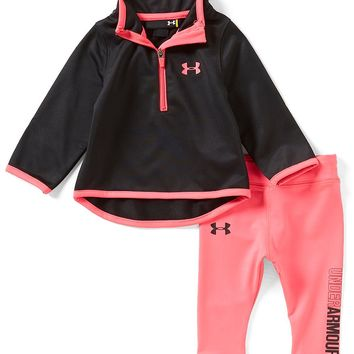 Under Armour Baby Girls Teamster Track Jacket & Leggings Set | Dillards