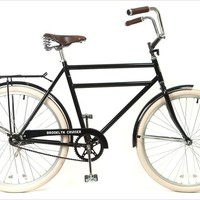 Men's Hybrid Bicycle by Brooklyn Cruiser