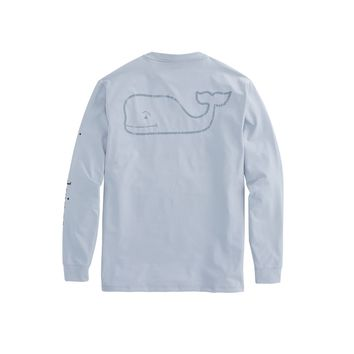 Vineyard Vines, Long-Sleeve Performance Sport T-Shirt, Gray Heather