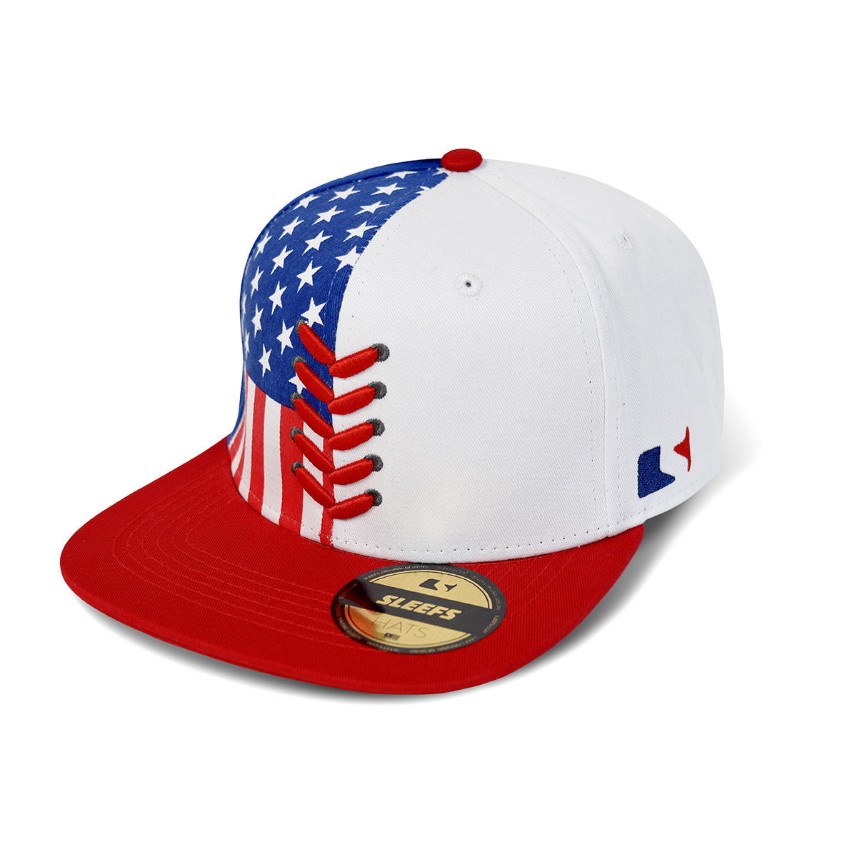 USA Baseball Lace Combo - Hat 14a0cb10fe7