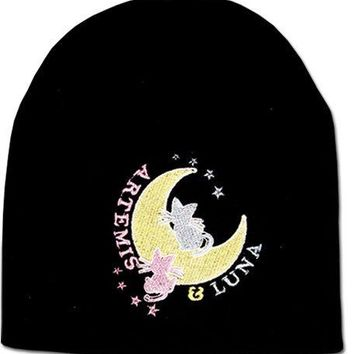 Great Eastern Entertainment Sailor Moon Artemis & Luna Beanie