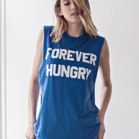 Forever Hungry Muscle Tee - Jac Vanek
