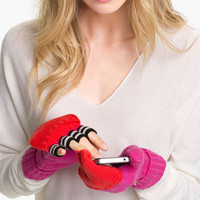 kate spade new york 'big apple' convertible mittens | Nordstrom