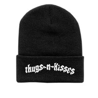 Thugs-N-Kisses Beanie