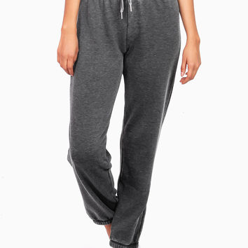 Worn Out Fleece Joggers