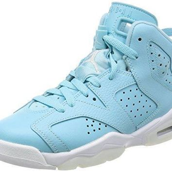 Nike Jordan Kids Air Jordan 6 Retro BG Basketball Shoe jordans shoes for girl