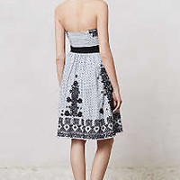 Anthropologie - Embroidered Elysian Dress