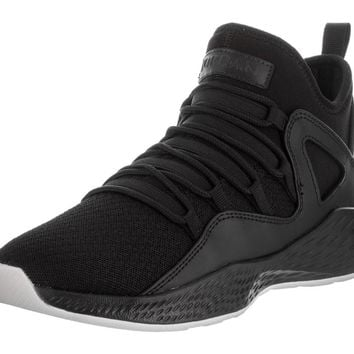 Jordan Boy's Formula 23 Basketball Shoes Black/Black White 5 M US Big Kid '