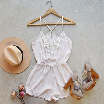 Sweet Dance Romper