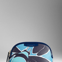 The Beauty Bloomsbury In Illustrative Print Leather