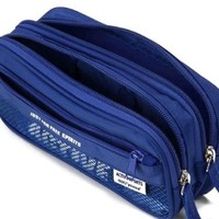 Large capacity stationery pen Bag Color Blue for student, Business people