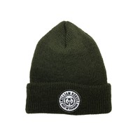 Olive Drab Primer Patch Watch Cap
