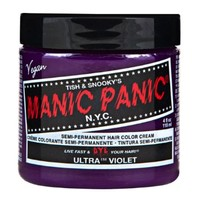 Ultra Violet Purple Manic Panic Vegan 4 Oz Hair Dye Color