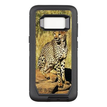Wildlife OtterBox Defender Samsung Galaxy S8 Case