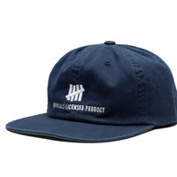 UNDEFEATED OFFICIAL STRAPBACK CAP | Undefeated