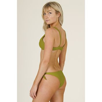Stone Fox Swim - Kala Bottom | Avocado