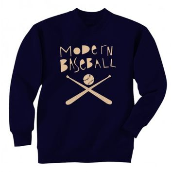 Modern Baseball - Baseball Bat Crewneck - Apparel