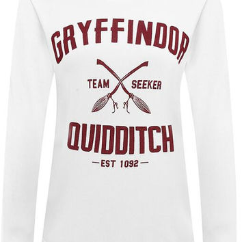 Harry Potter Gryffindor Sweatshirt