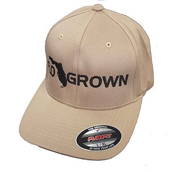 Khaki Flogrown Hat