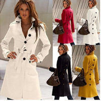 Cashmere wool coat GV823H